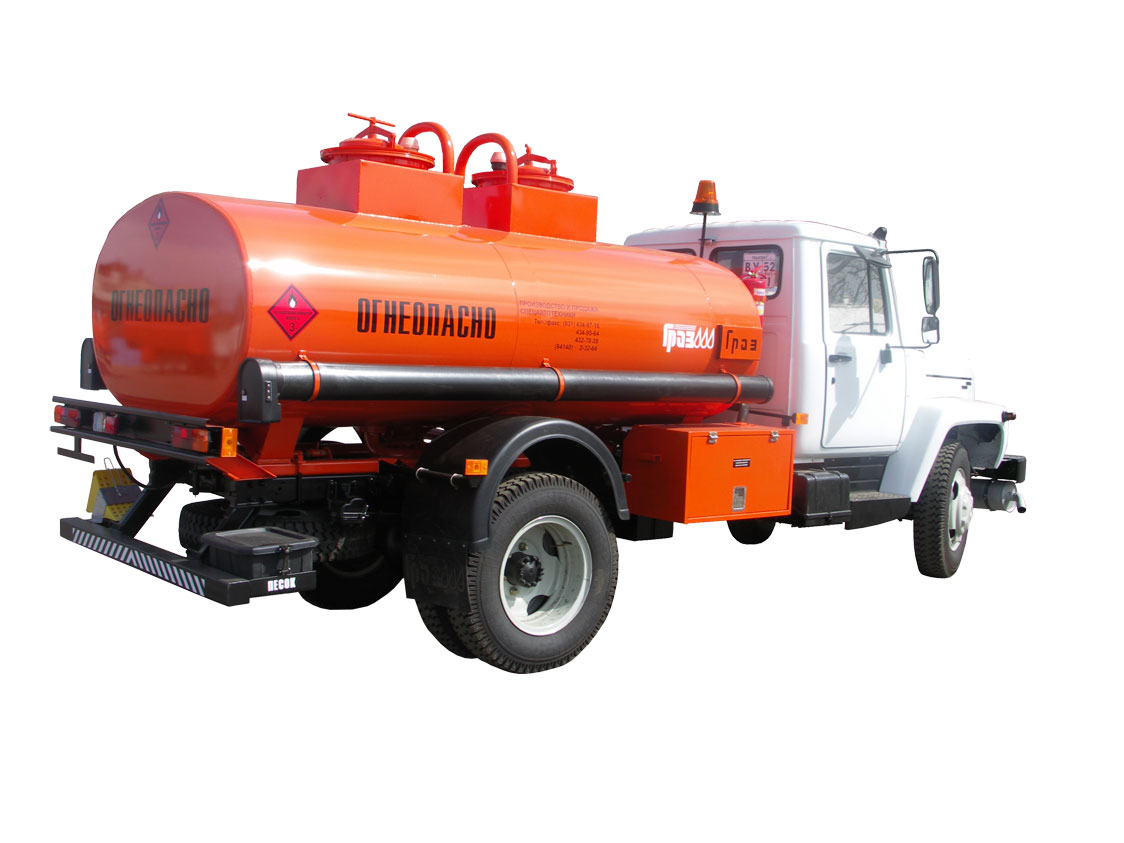 ГАЗ - 4960 л