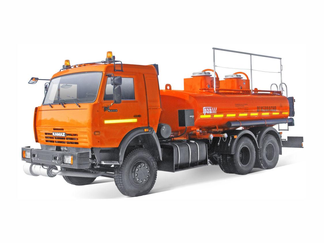 КАМАЗ - 8650 л